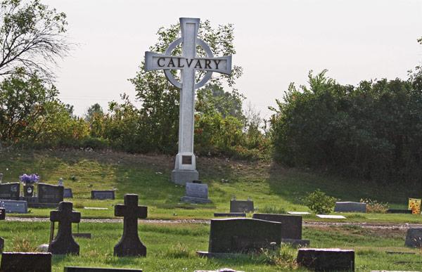 Calvary Cemetery Miles City Montana